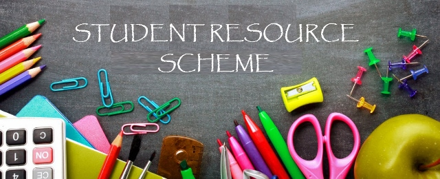 Student Resource Scheme - Fees are due NOW