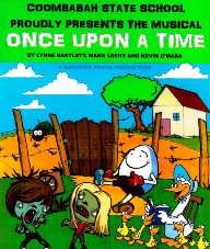 "School Musical - ""Once Upon a Time"""